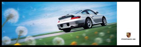 Porsche Ad. Reklama Porsche.