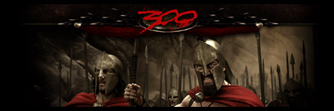 300 The Movie. Official Website.