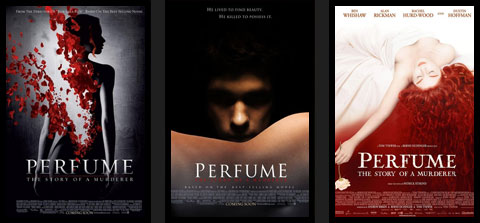 Perfume. The Story of a Murderer. Poster.