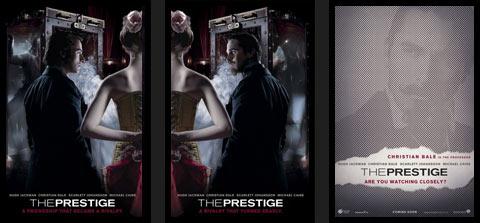 Prestige. Plakat.