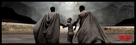 300 The Movie. Photo 01.