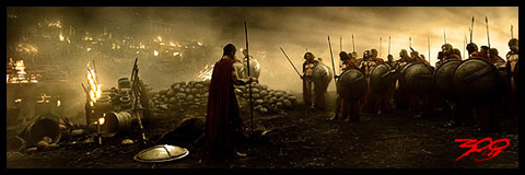 300 The Movie. Photo 03.