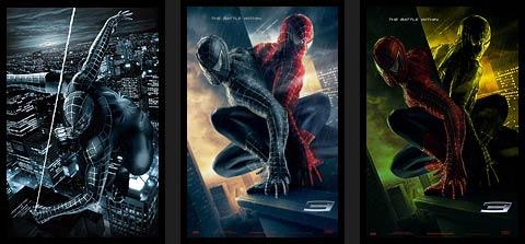 Spider Man 3.