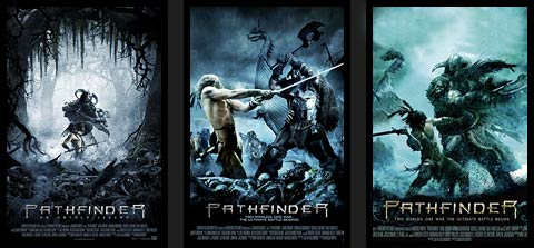 Pathfinder The Movie. Plakaty.