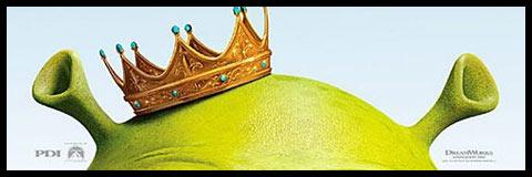 Shrek 3.