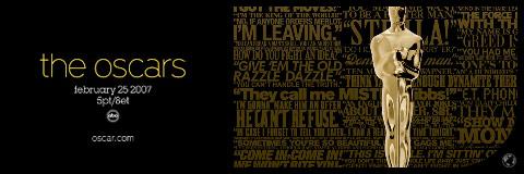 Nominacje do Oscarów.