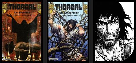 Thorgal 'Ofiara'.