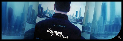 The Bourne Ultimatum.