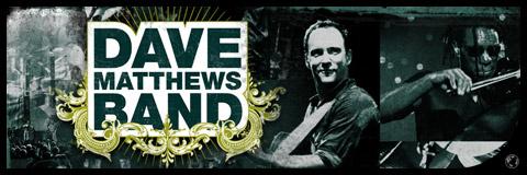 Dave Matthews Band. Dublin.
