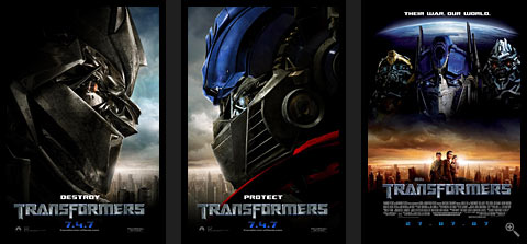Transformers.