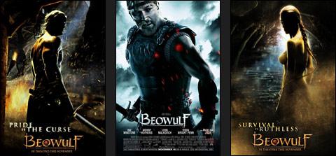 Beowulf 3D.