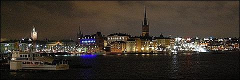Stockholm. ©Margotek