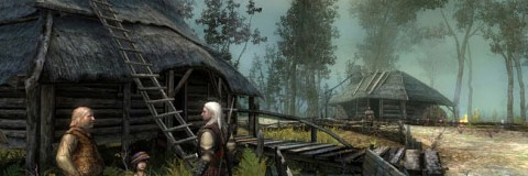 Gra Wiedźmin. The Witcher Game.